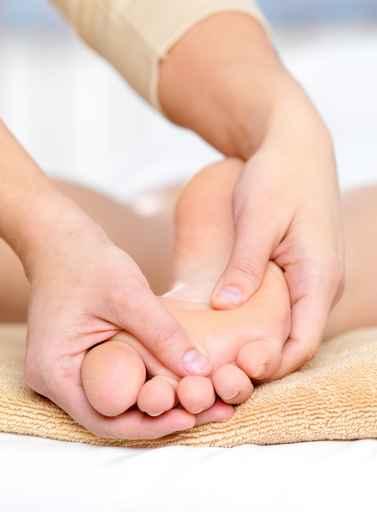 Podologie et soins des pieds
